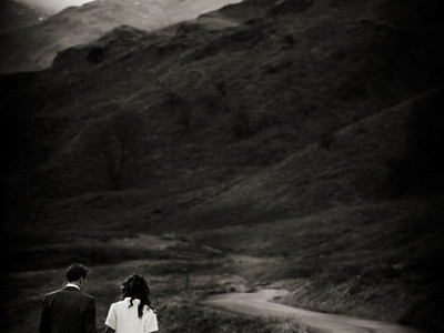 Susan and Christian's wedding at Dale Lodge, Grasmere