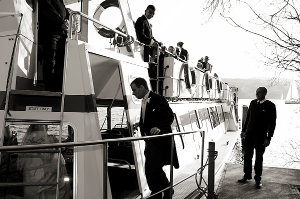windermere lake cruises steamer, by derwent photography