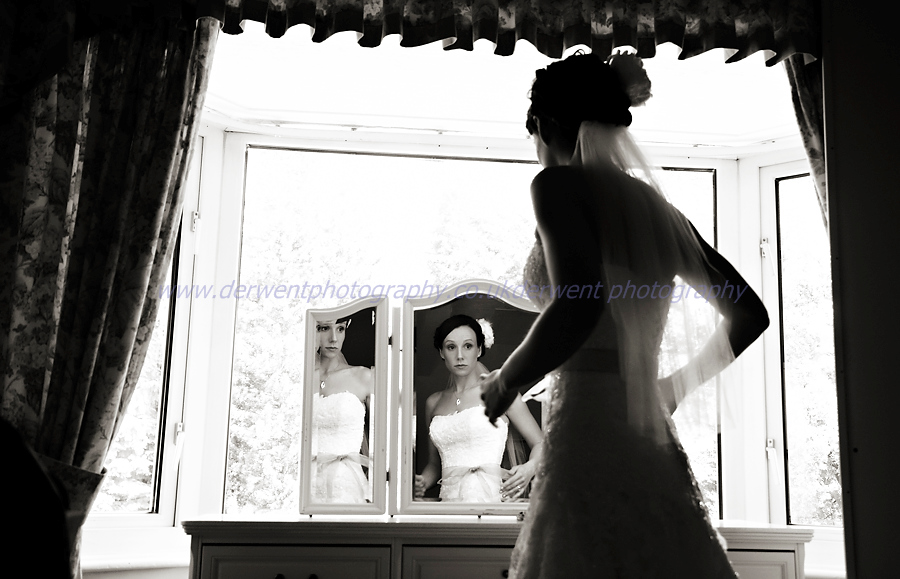 wedding photography at the langdale chase hotel by derwent photography
