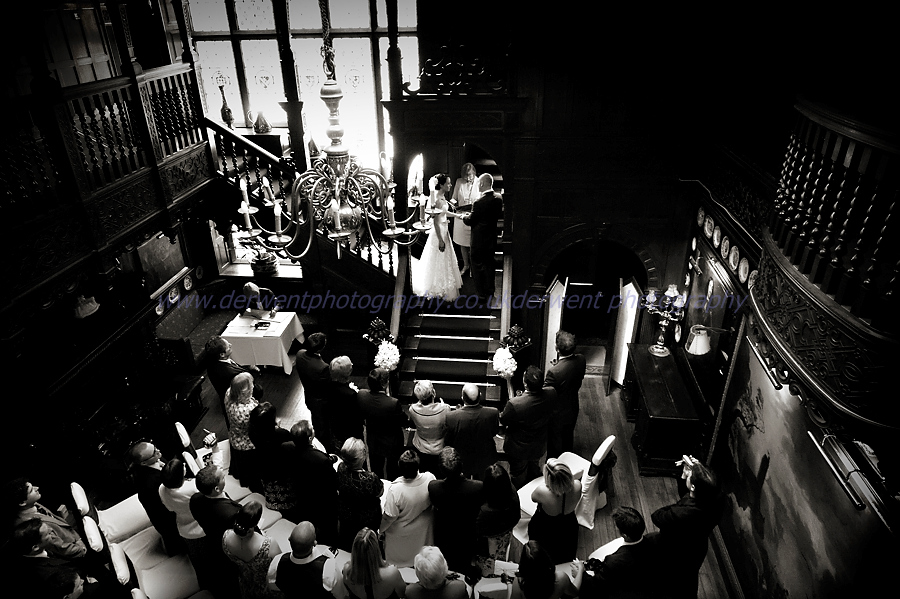 wedding photography at the langdale chase by derwent photography of cumbria
