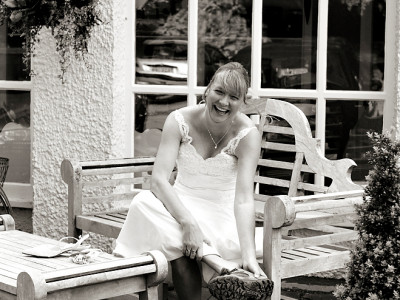 Dawn and Stewarts Wedding at Grasmere and Dale Lodge Hotel
