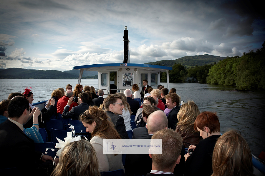 cragwood hotel wedding by lake district wedding photographer Derwent Photography of Keswick