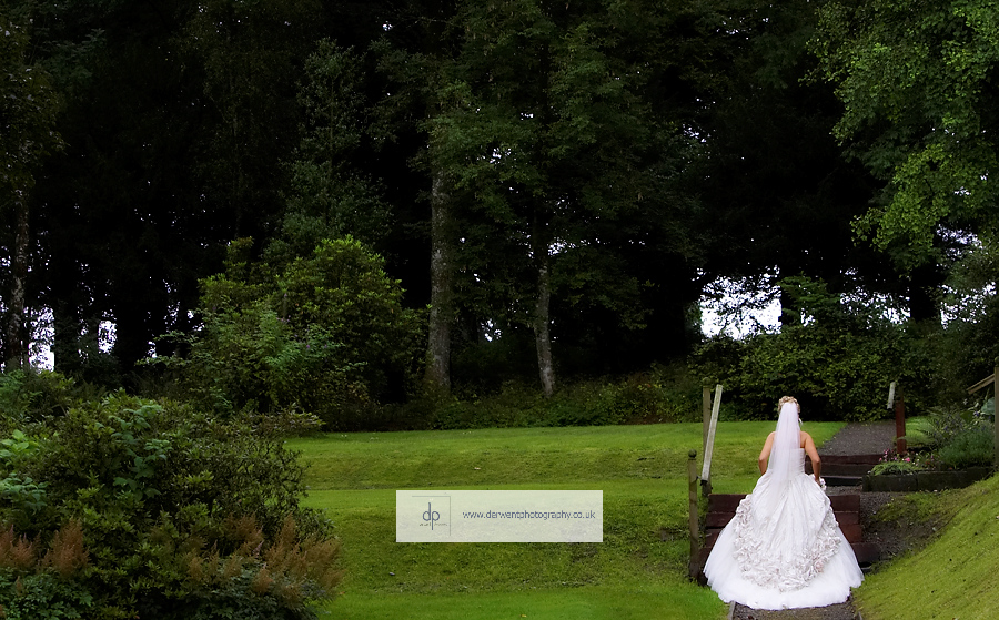 wedding photographers in cumbria by derwent photography