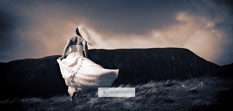 lake district wedding photographer, shoot the dress by derwent photography of cumbria