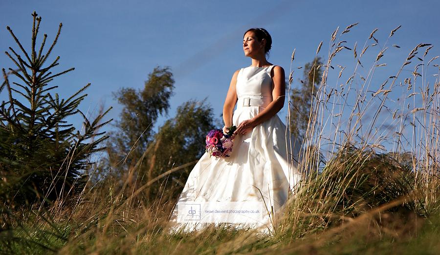 wedding photographer in cumbria
