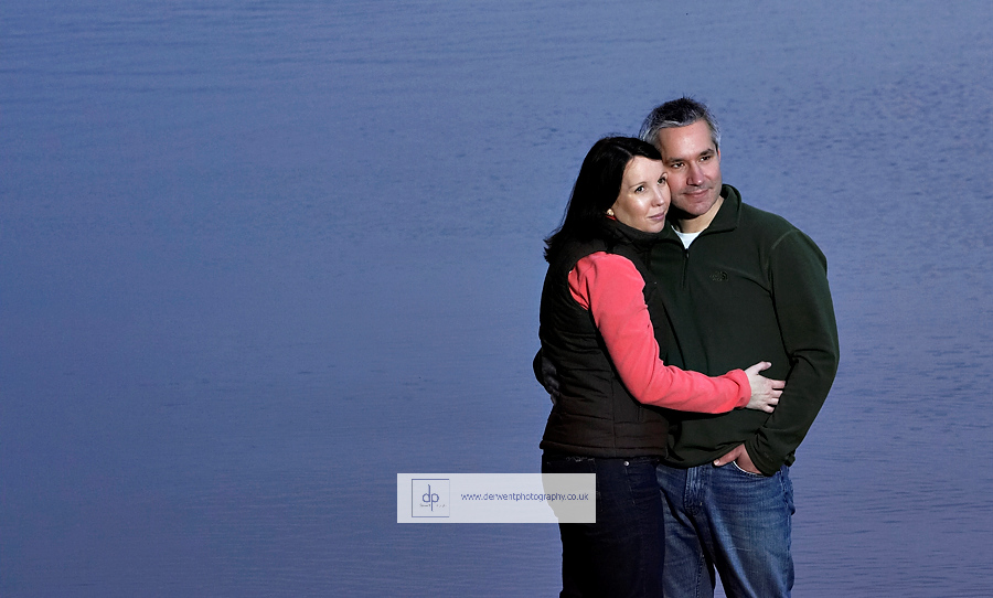 pre wedding portrait shoot in the lake district by derwent photography
