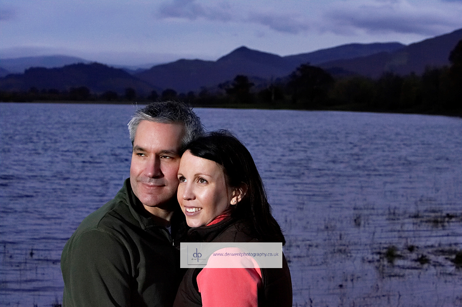 pre wedding shoot in the lake district cumbria
