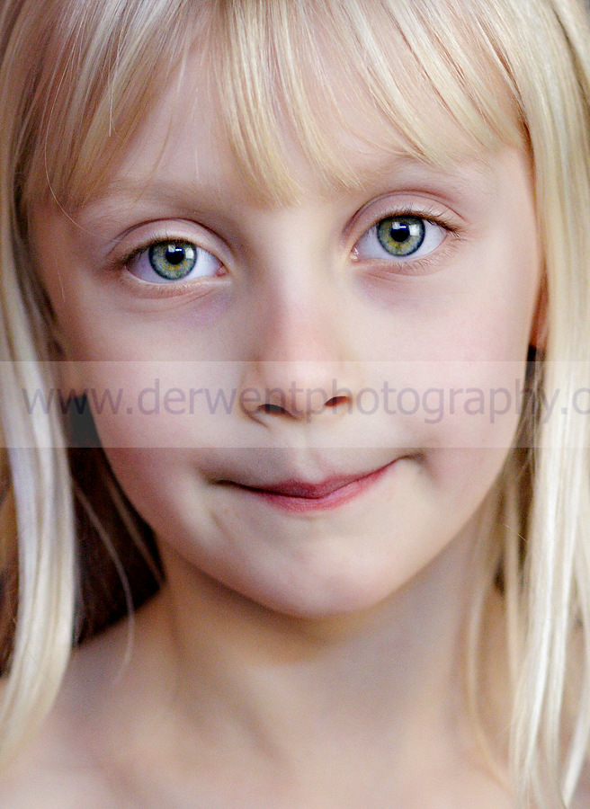 childrens studio portrait photography