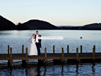 Danielle and Johns Wedding at Rampsbeck Country House Hotel