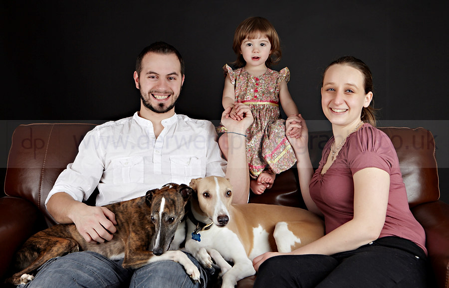 family portraits in cumbria and the lake district
