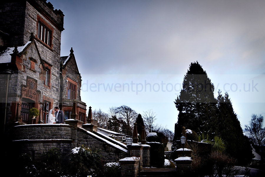 wedding photographer at netherwood hotel grange over sands in cumbria