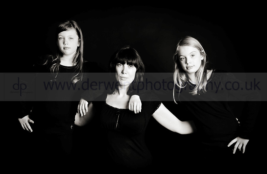family portraits in the lake district by derwent photography