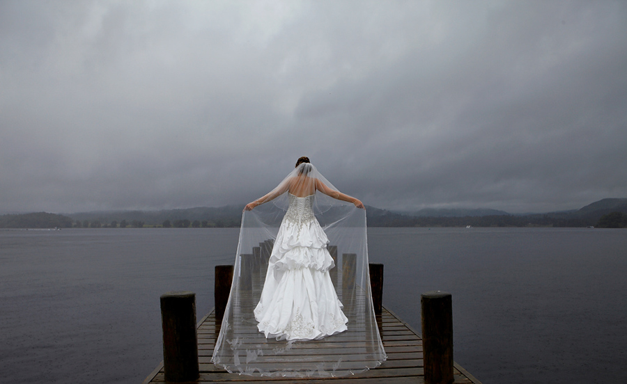 windermere wedding photography at the low wood hotel in the lake district