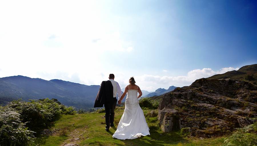 langdale wedding photographer