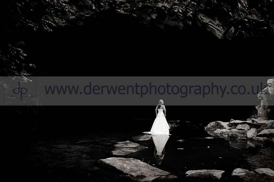 trash the dress photography in the lake district