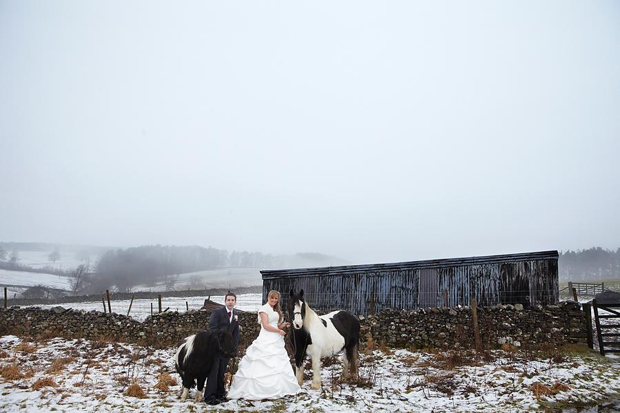 lake district wedding photography at tebay
