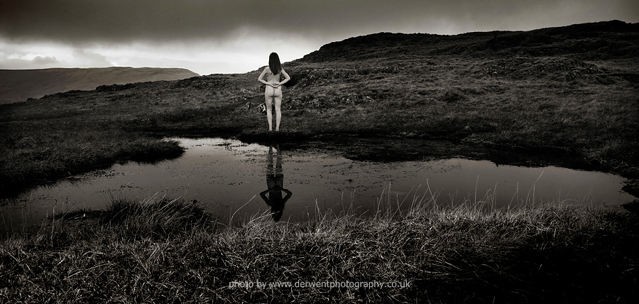 lake district and cumbria art nude photography