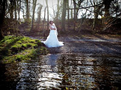 The Armathwaite Hall wedding photography of Donna & Chris