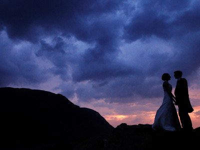 lake district wedding photography at new house farm, lorton cumbria