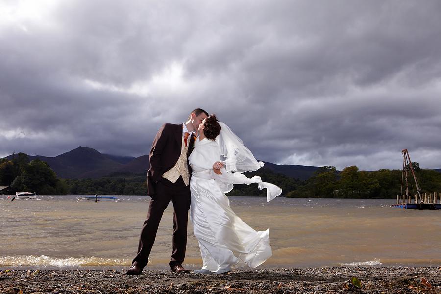 keswick and lake district wedding photography