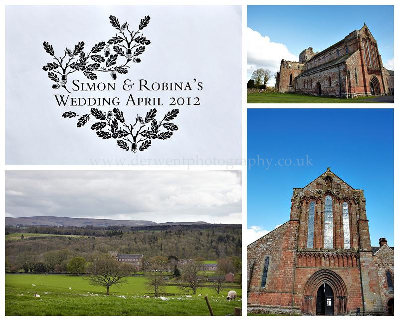 lannercost priory wedding photography cumbria (2)