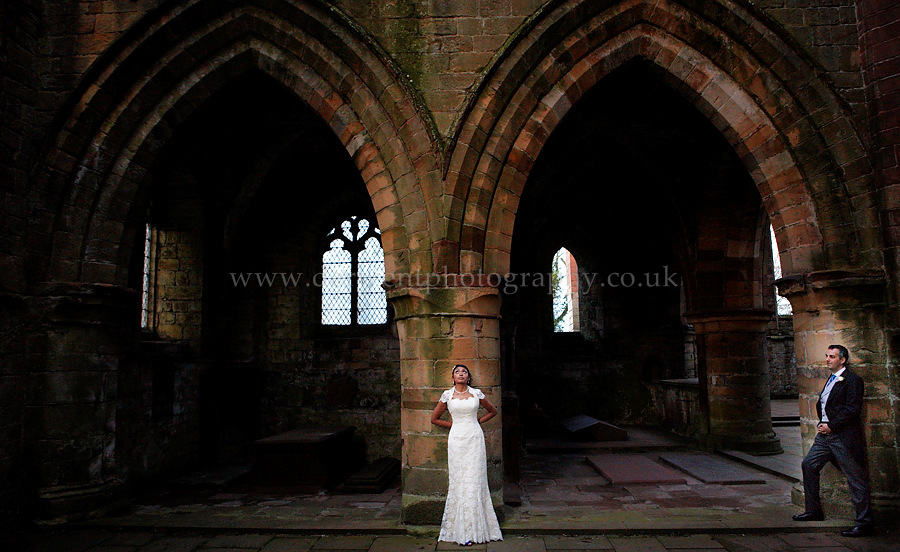 lannercost priory wedding photography cumbria (18)