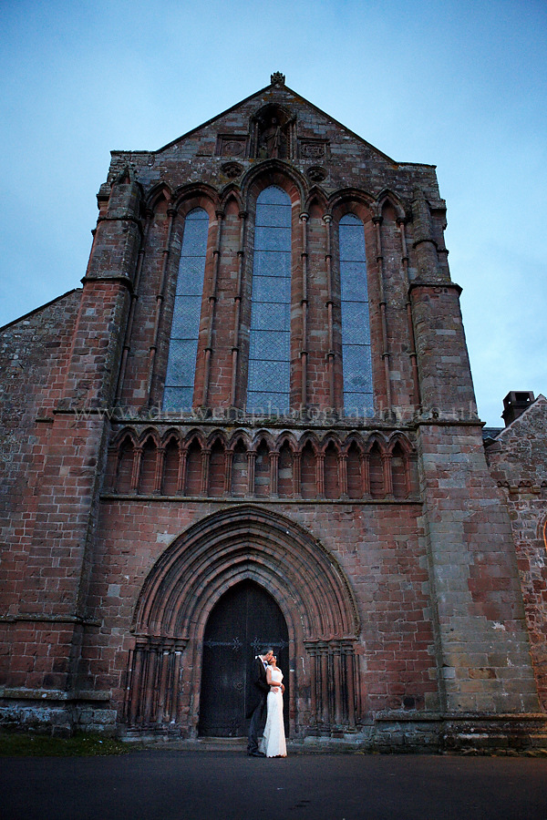 lannercost priory wedding photography cumbria (20)