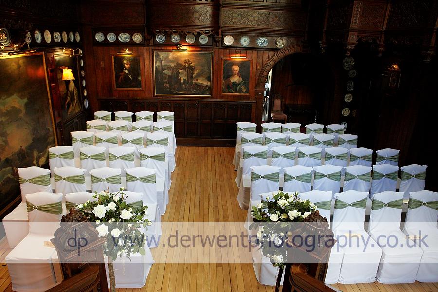 langdale chase wedding room