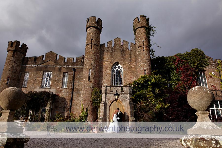 augill castle wedding photographer