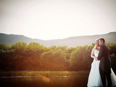 wedding photography at lodore hotel in the lake district