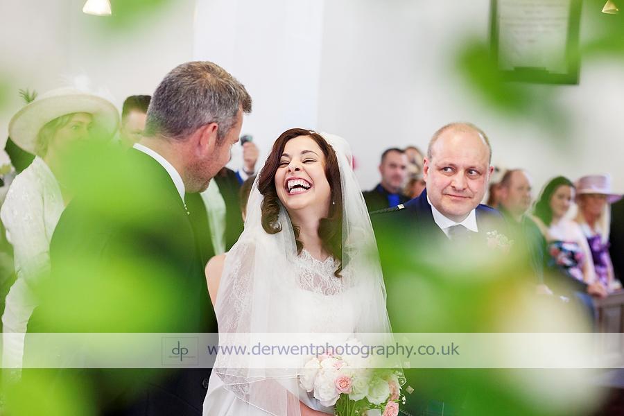 askham hall wedding photography in cumbria