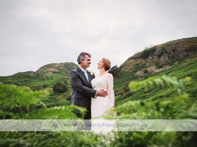 Langdale Chase wedding of Emma and Juame