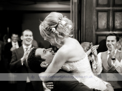 Netherwood Hotel wedding for Kirsty & Matt