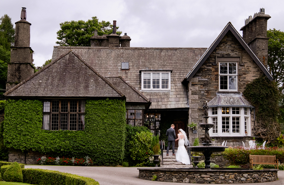 broakoaks hotel wedding venue in lake district cumbria