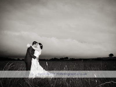 Summer church & marquee Lake District wedding - Hannah & Mike
