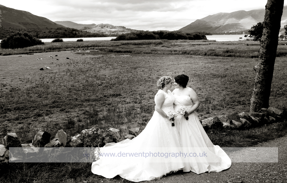 lodore hotel wedding venue in lake district cumbria