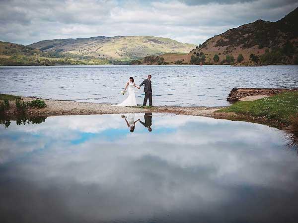 ullswater wedding album inn on the lake