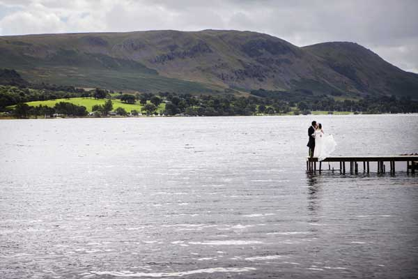 rampsbeck hotel wedding photography ullswater