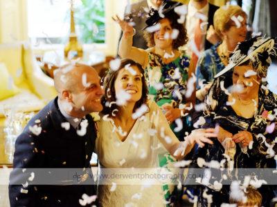 Becca & Matt's Merewood wedding