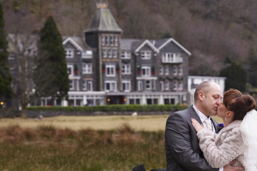 GRANGE CHURCH & LODORE HOTEL | WEDDING story of Joanne & Mark